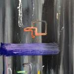 Astica Juan - s/t - Óleo s/ tela - 52 x 77 - 2005