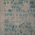 Rey Roberto - SAO 11 - Acrílico sobre tela - 40 x 50 - 2009