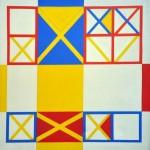 Mans Hilda - s/t - Acrílico s/ tela - 60 x 60 - 2006