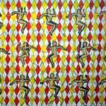 Niveiro Luis - De perfil - Técnica mixta - 110 x 80 - 2003