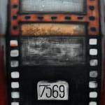 Pellegrini Patricia - Una ausencia se repite en mi película - Técnica mixta - 140 x 100. - 1995